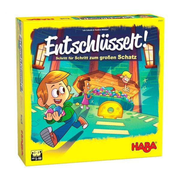 HABA 305872 - Kinderspiel - Entschlüsselt