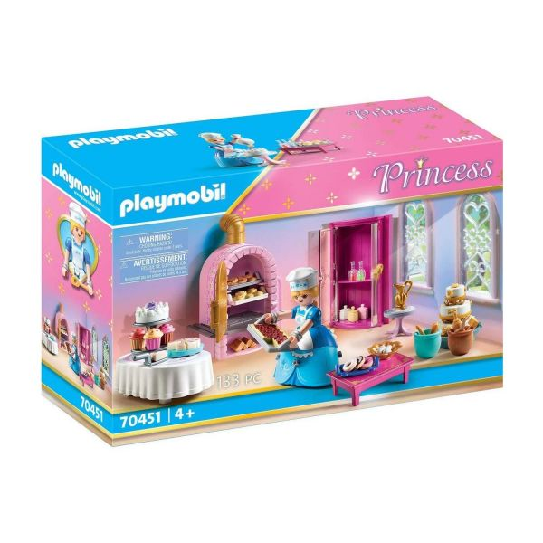 PLAYMOBIL 70451 - Princess - Schlosskonditorei