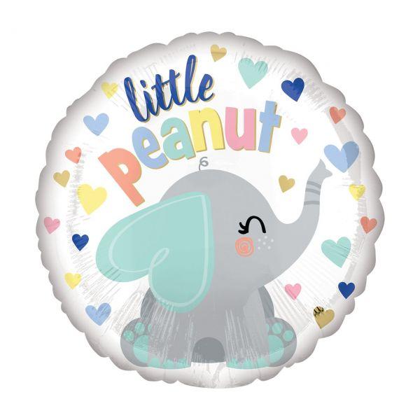 AMSCAN 4166501 - Folienballon - Little Peanut, 43cm