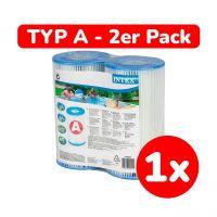 INTEX 29002 - Filterkartusche, Typ A, 2er Pack