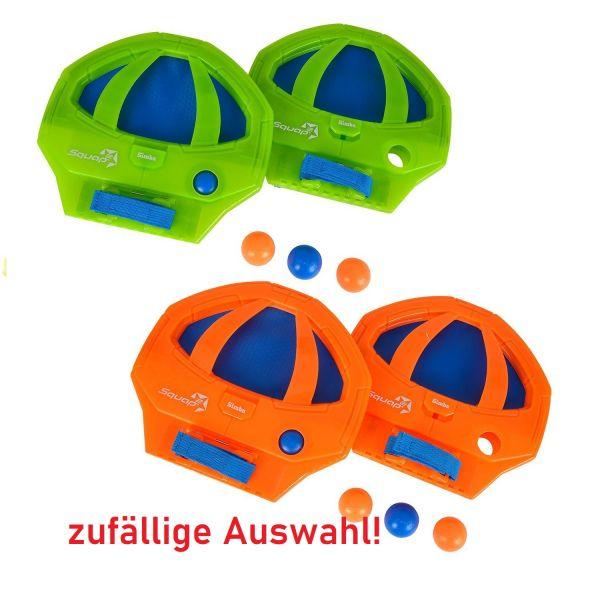 SIMBA 107203950 - Squap Fangballspiel, grün oder orange