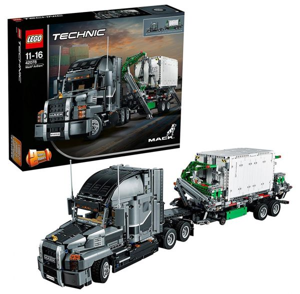 LEGO 42078 - Technic - Mack Anthem