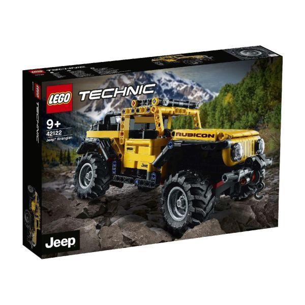 LEGO 42122 - Technic - Jeep® Wrangler