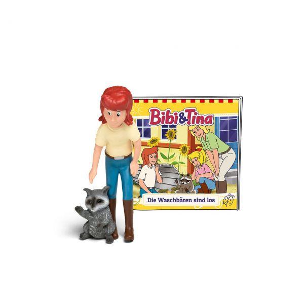 TONIES 10114 - Hörspiel - Bibi & Tina, Die Waschbären sind los
