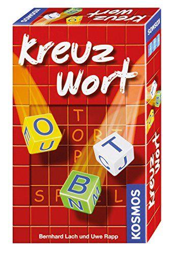 KOSMOS 711153 - Mitbringspiel - Kreuzwort