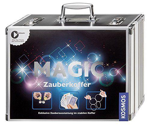 KOSMOS 698836 - Zauberkasten - Magic Zauberkoffer