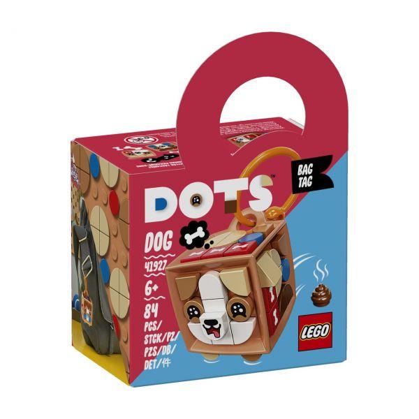 LEGO 41927 - DOTS - Taschenanhänger Hund