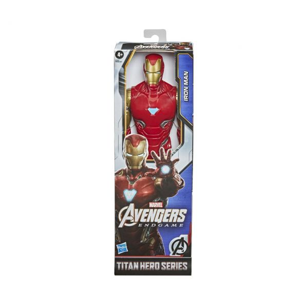 HASBRO F2247 - Marvel Avengers Endgame - Titan Hero, IRON MAN