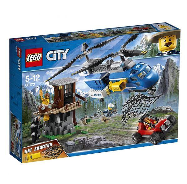 LEGO 60173 - City - Festnahme in den Bergen
