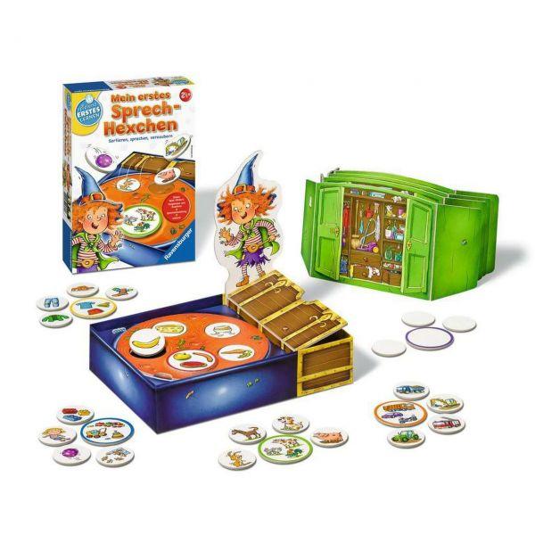 RAVENSBURGER 24361 - Kinderspiel - Mein erstes Sprech