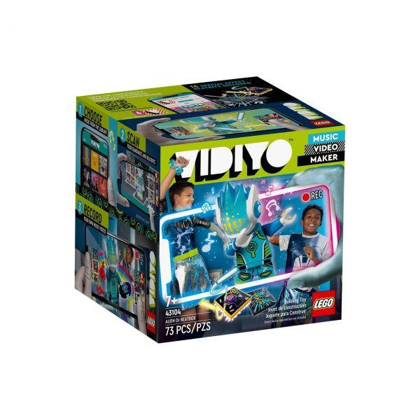 LEGO 43104 - VIDIYO™ - Alien DJ BeatBox