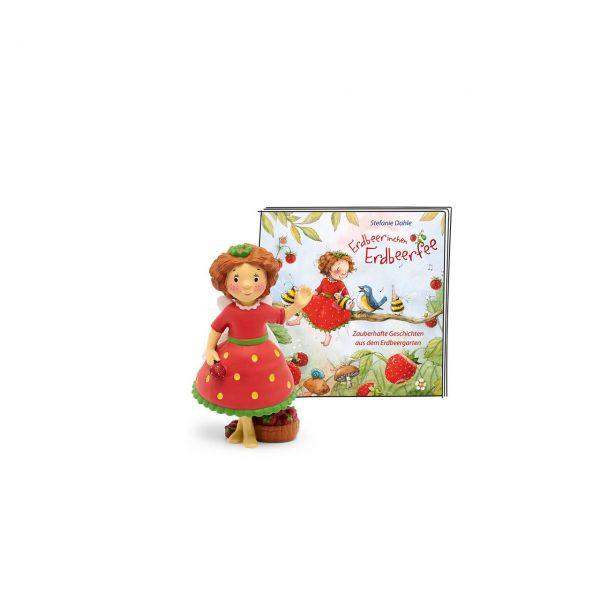 TONIES 10159 - Hörbuch - Erdbeerinchen Erdbeerfee, Zauberhafte Geschichten aus dem Erdbeergarten