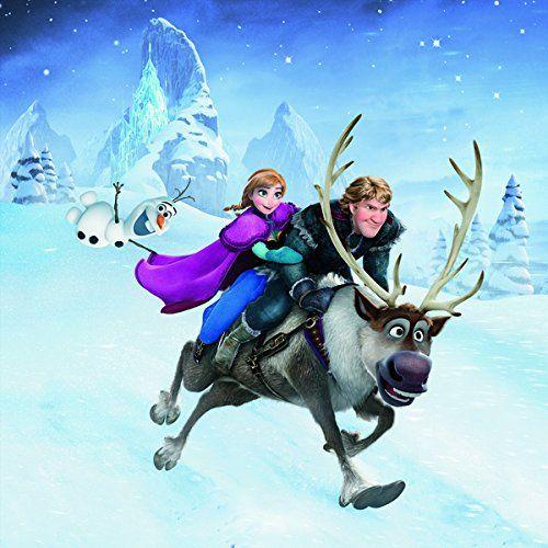 RAVENSBURGER 09264 - Puzzle - Disney Frozen Abenteuer im Winterland, 3x49 Teile