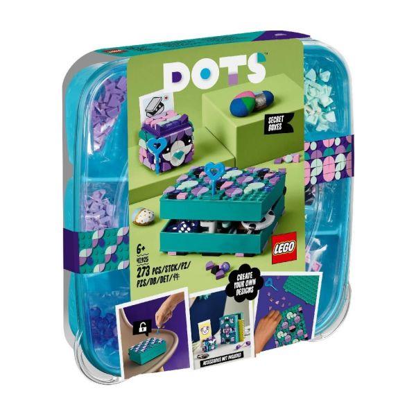 LEGO 41925 - Dots - Geheimbox mit Schlüsselhalter
