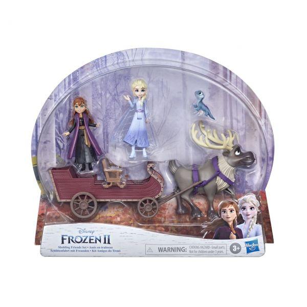 HASBRO F0509 - Disney Frozen 2 - Schlittenfahrt mit Freunden