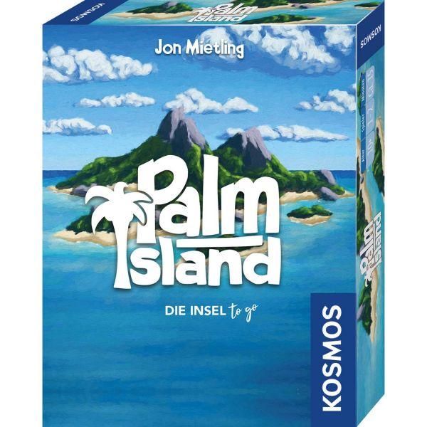 KOSMOS 741716 - Kartenspiel - Palm Island, Die Insel to go