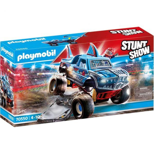 PLAYMOBIL 70550 - Stuntshow - Monster Truck Shark