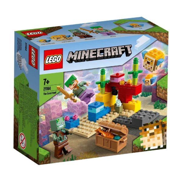 LEGO 21164 - Minecraft™ - Das Korallenriff