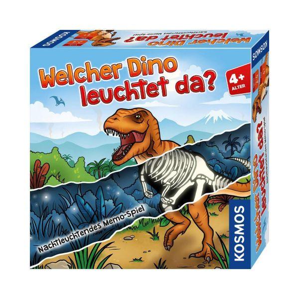 KOSMOS 680701 - Kinderspiel - Welcher Dino leuchtet da?
