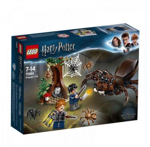 LEGO 75950 - Harry Potter - Aragogs Versteck