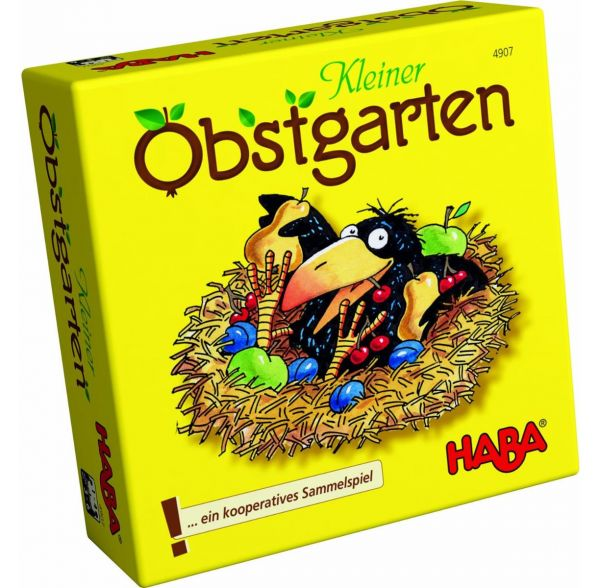 HABA 4907 - Mitbringspiel - Kleiner Obstgarten