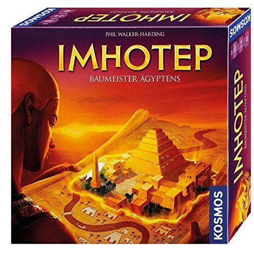 KOSMOS 692384 - Familienspiel - Imhotep