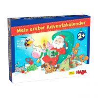 HABA 303156 - Mein erster Adventskalender - Weihnachten auf dem Bauernhof, 2021
