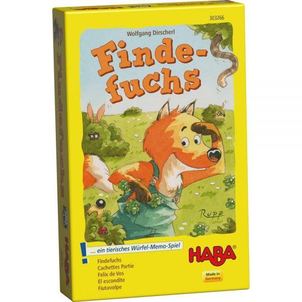 HABA 303266 - Mitbringspiel - Findefuchs