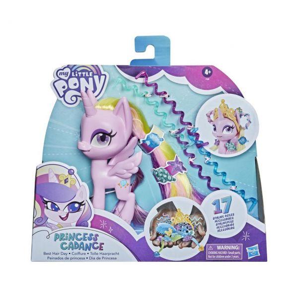 HASBRO F1287 - My Little Pony - Prinzessin Cadance, Tolle Haarpracht