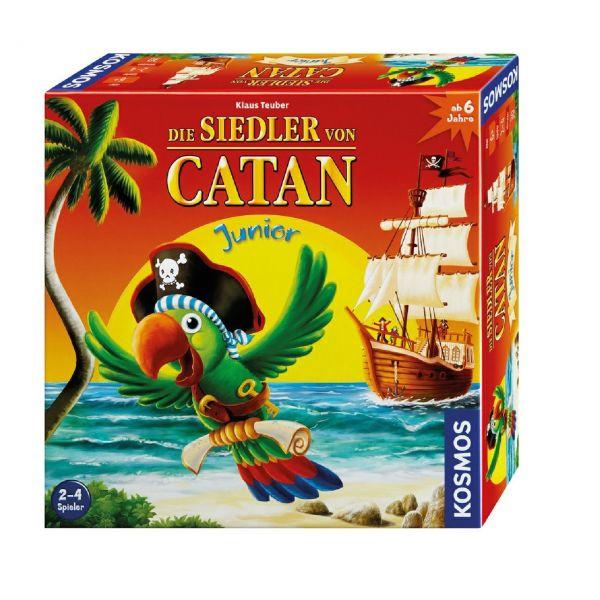 KOSMOS 697495 - Kinderspiel - Siedler Catan Junior