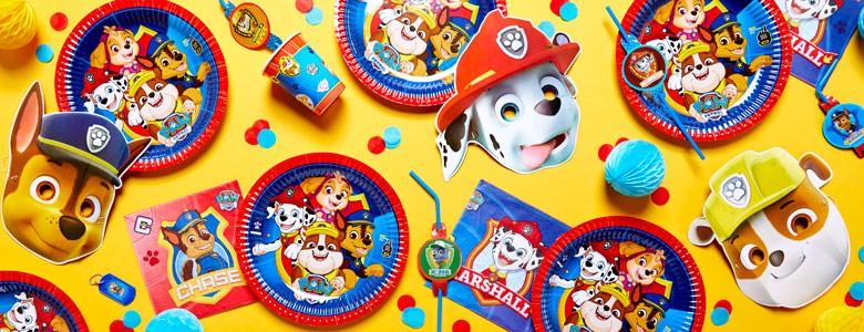 Paw Patrol Partydeko bei Spielzeugwelten