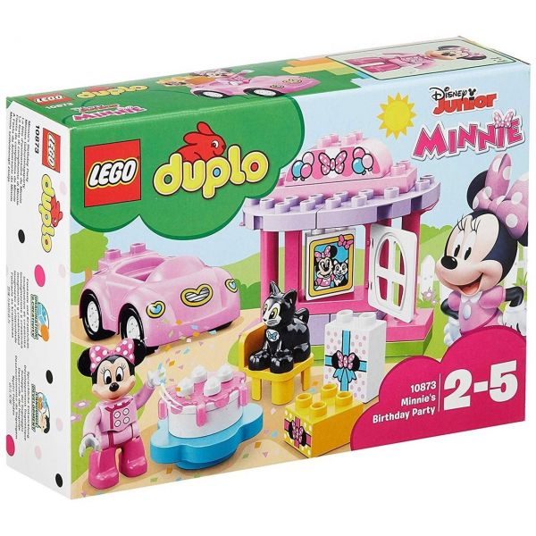 LEGO 10873 - Duplo - Minnies Geburtstagsparty