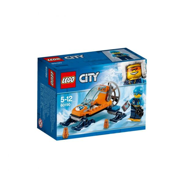 LEGO 60190 - City - Arktis-Eisgleiter