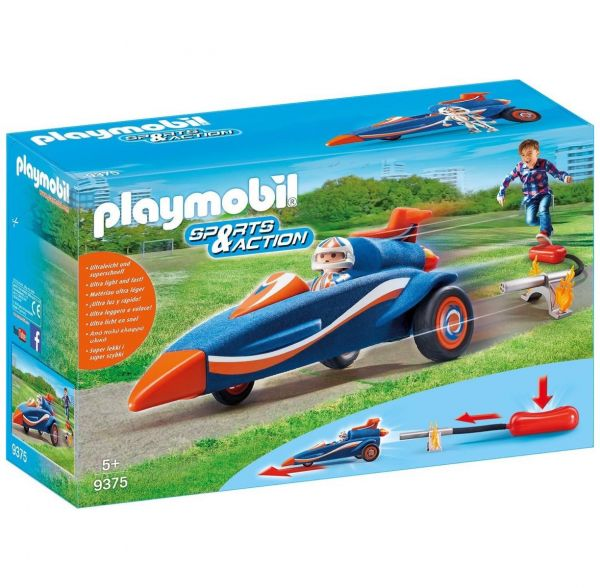 PLAYMOBIL 9375 - Sports & Action - Stomp Racer