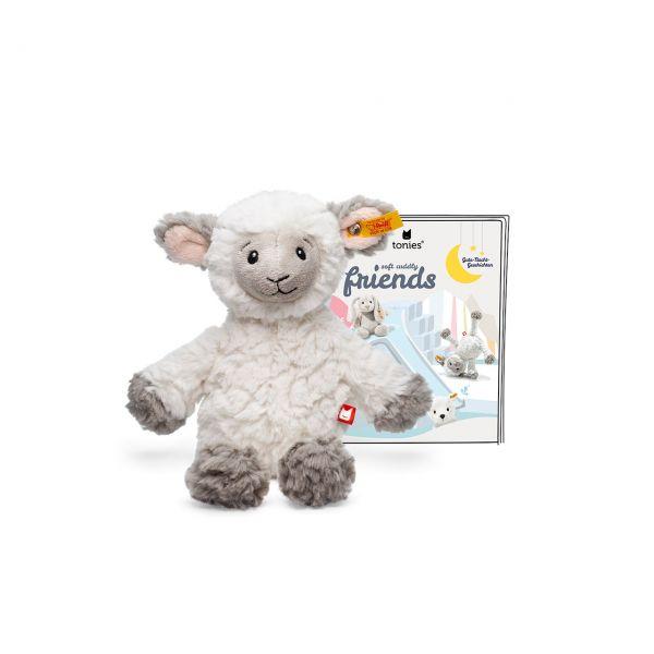 TONIES 10001296 - Steiff Soft Cuddly Friends mit Hörspiel - Lita Lamm