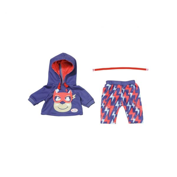 ZAPF 830819 - BABY born® - Happy Birthday Gast Outfit, 43cm