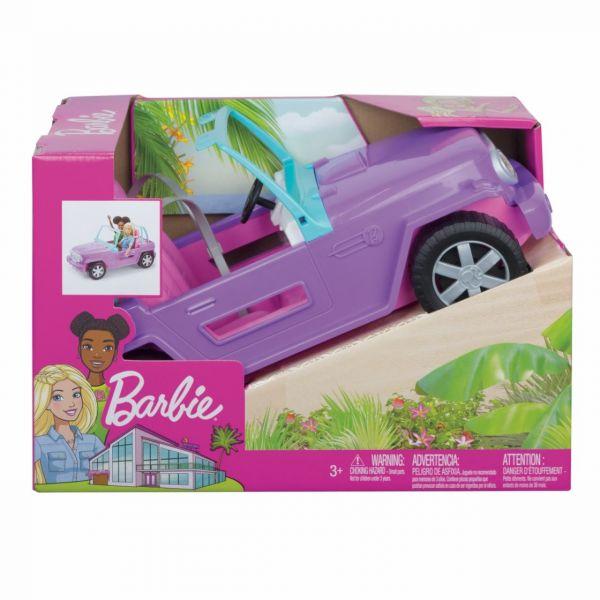 MATTEL GMT46 - Barbie - Beach Jeep