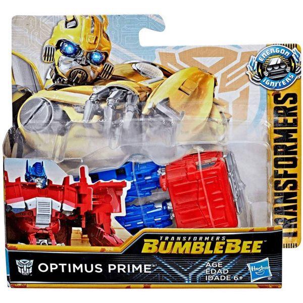 HASBRO E1849EU4 - Transformers Bumblebee - Igniters Powers Basis, OPTIMUS PRIME