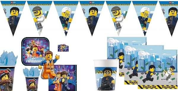 Partydekoration LEGO City