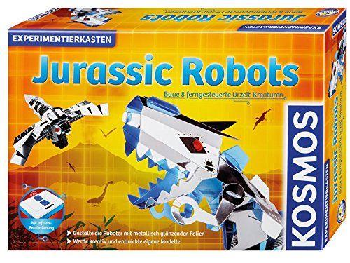 KOSMOS 620394 - Experimentierkasten - Jurassic Robots