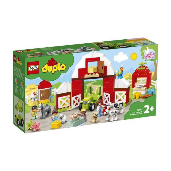LEGO 10952 - DUPLO® - Scheune, Traktor und Tierpflege