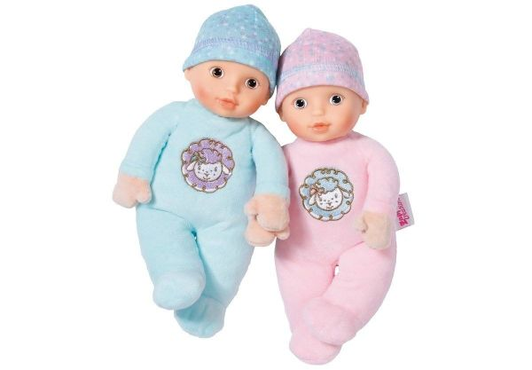 Zapf Creation 702437 - Baby Annabell® for babies - Sweetie, 22cm, 2-fach sortiert