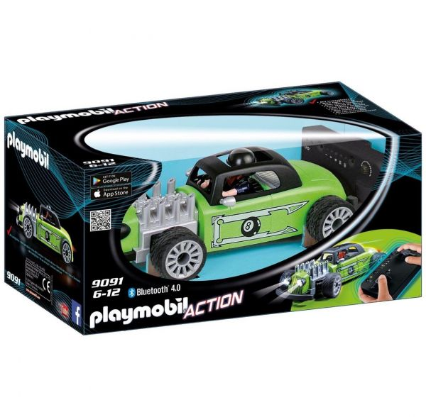 PLAYMOBIL 9091 - Action - RC-Rock'n'Roll-Racer