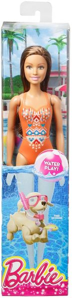 MATTEL DGT79 - Barbie - Beach Teresa