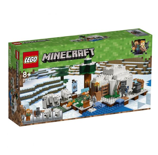 LEGO 21142 - Minecraft - Eisiglu