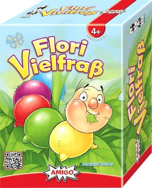 AMIGO 01611 - Kinderspiele - Flori Vielfraß