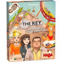 HABA 305855 - Kinderspiel - The Key - Sabotage im Lucky Lama Land