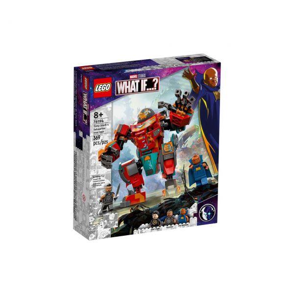 LEGO 76194 - Marvel Super Heroes™ - Tony Starks sakaarianischer Iron Man