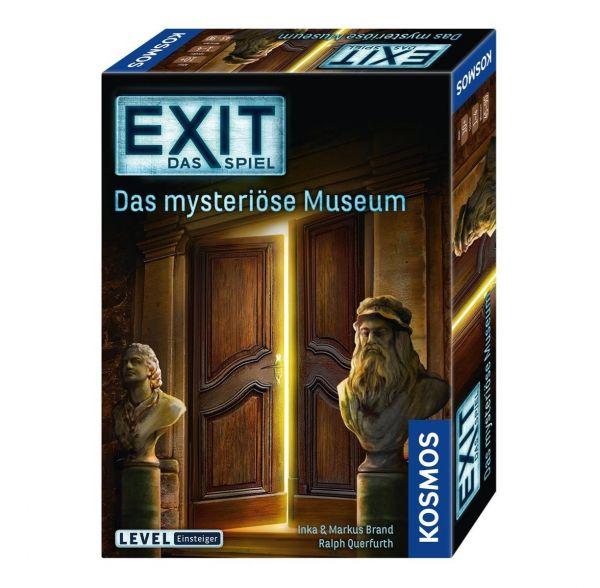 KOSMOS 694227 - EXIT - Das mysteriöse Museum