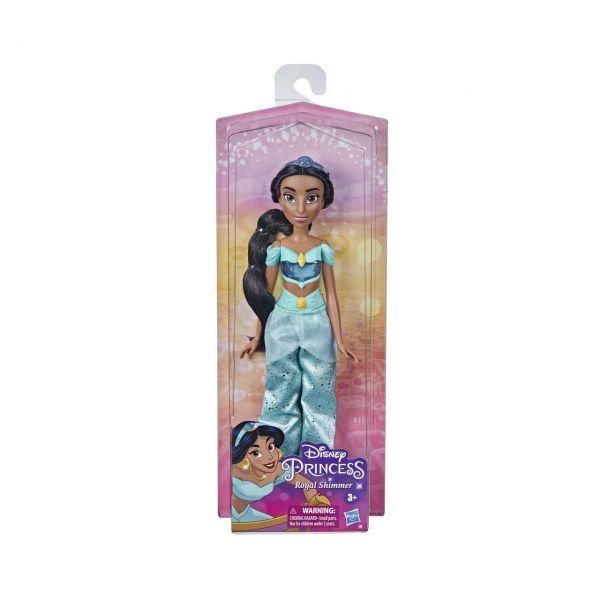 HASBRO F0902 - Disney Prinzessin - Schimmerglanz Jasmine